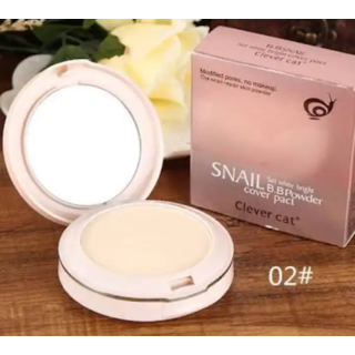 Clever cat snail b.b Face Powder 24 hour fresh long-lasting