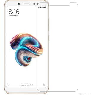 Redmi Note 5 Pro Temper clear HD Glass 0.3mm