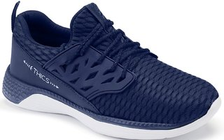 Clymb Soorma Blue Sports Running Shoes For Men's In Various Sizes