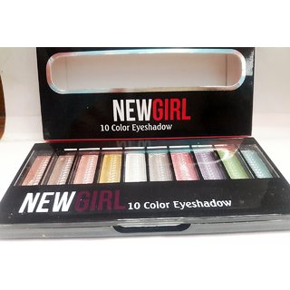 Multicolor Eye Shadow True Pearl