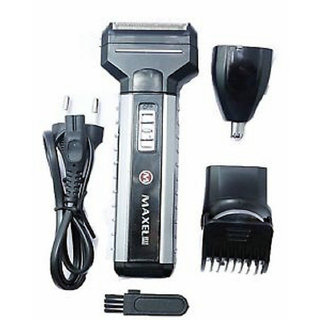 Maxel/Kemei Grooming Kits Hair Clipper Shaver  Nose Trimmer