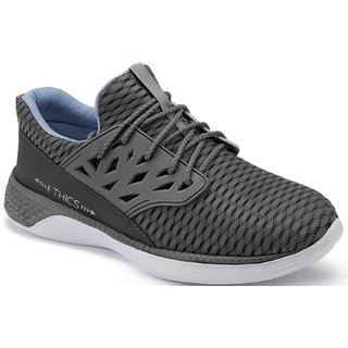 c468f914e41 Buy Clymb Soorma Grey Sports Running Shoes For Men s In Various Sizes Online  - Get 51% Off