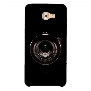 Printgasm Samsung Galaxy C9 Pro printed back hard cover/case,  Matte finish, premium 3D printed, designer case