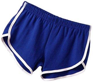 The Blazze Women Sports Shorts Gym Workout Yoga Short