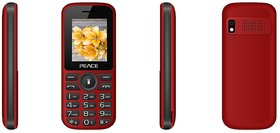 Peace P4 1.8 Inch, Dual Sim Mobile Phone With 850 MAh B