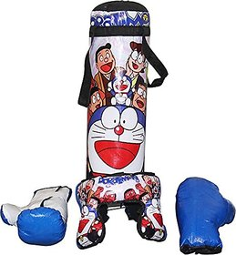 Boxing Kit With Punching Bag For Kids In PVC Packing Fo