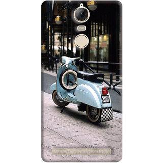 FABTODAY Back Cover for Lenovo Vibe K5 Note - Design ID - 0651
