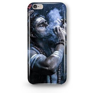 Desiways - Printed hard case back cover for   Iphone 7 Plus/ 7s Plus Smoking Monk Design