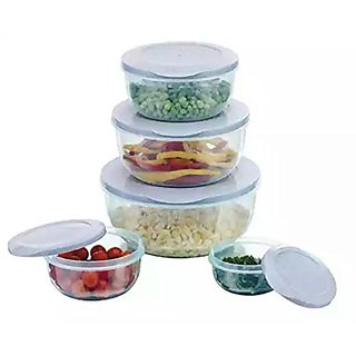 Master Cook Air-Tight Malta Container Set Of 5