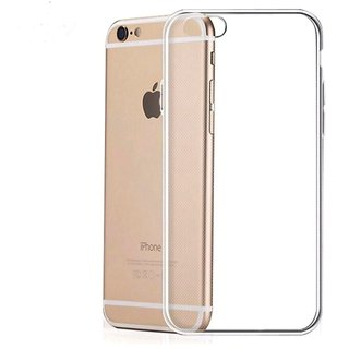 iPhone 6S Soft Silicon Cases D  Y - Transparent