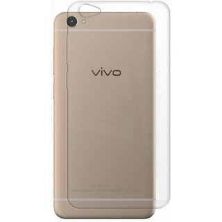 Vivo Y55L Soft Silicon Cases D  Y - Transparent