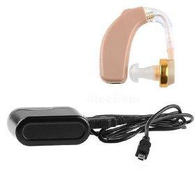 AXON C-109 Rechargeable Mini BTE Hearing Aids Headphone Amplifier Personal Sound