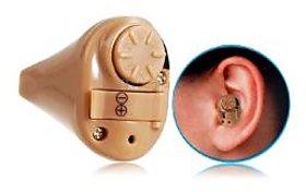 Axon K-82 K82 Djustable Sound Voice Amplifier In The Ear Hearing Aid