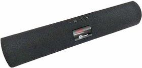 Portable Wireless Bluetooth Speaker EZ385- Black