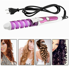 Professional Hair Curler Iron Curling Rod