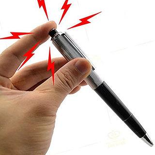 Nawani Shocking Ball Point Pen Electric Shock Toy Gift Joke Prank Trick Fun
