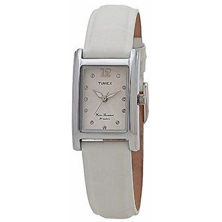 Timex Analog Silver Dial Womens Watch-TW0TL8906