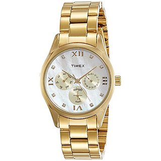 Timex Analog Multi-Colour Dial Womens Watch-TW000W207