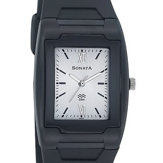 Sonata Analog Watch For Men - 7920PP11