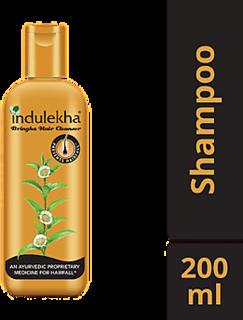 Indulekha Bringha Anti Hair Fall Shampoo, 200ml