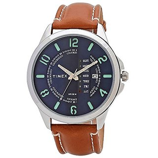 Timex Analog Blue Dial Mens Watch-TWEG16500