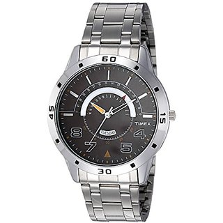 Timex Analog Brown Dial Mens Watch-TW000U906