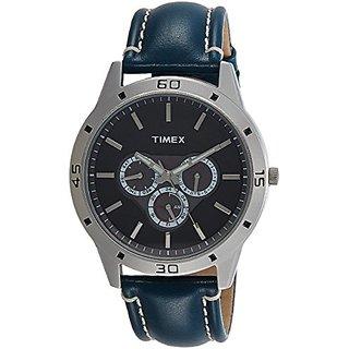 Timex Analog Black Dial Mens Watch-TW000U912