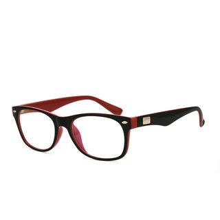 332de186ee Royal Son Rectangle Spectacle Frame For Men and Women  (RS08500ER51Transparent Lens)