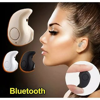 1 Piece Smallest Wireless Invisible Mini Bluetooth V4.0 Earphone Earbuds Headset