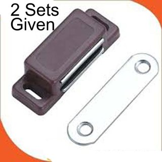 Magnet Stopper 2 Sets ( Stick any Iron Item at your Home any where)