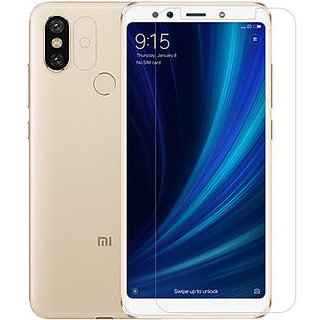 Tempered Glass For Redmi A2 Standard Quality