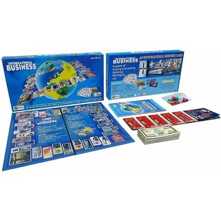 International Business Board Game Family Game