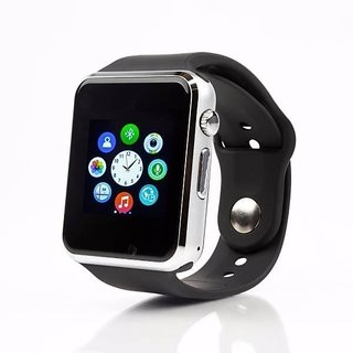 b9232ee3f3b Buy Vivo V9 Compatible DZ09 Bluetooth Smart Watch Phone - Sim Card ...