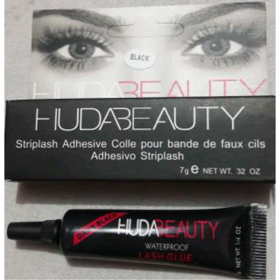Huda beauty eyelash glue