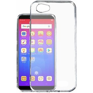 ce75dbc304 koverz Exclusive Soft Silicone TPU Jelly Crystal Clear Case Soft Back Case  Cover For OPPO Realme