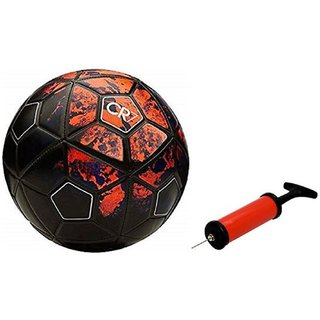 CR 7 Red Football + Air Pump