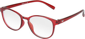 Adine Clear UV Protection Oval Women Sunglasses