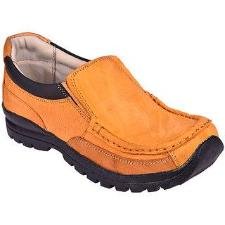 BB LAA 9998 Genuine Leather Men's Slip-on Shoes
