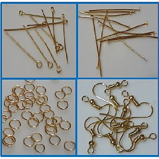 Basic Material for Silk Thread Earring/Jhumka/Necklace Making