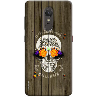 FABTODAY Back Cover for Lenovo K8 - Design ID - 0189