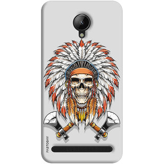 FABTODAY Back Cover for Lenovo Vibe C2 - Design ID - 0339