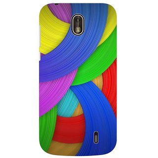 Printgasm Nokia 1 printed back hard cover/case,  Matte finish, premium 3D printed, designer case