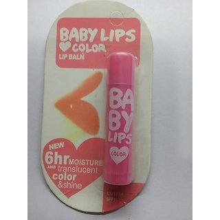 BABY LIP BALM (PINK LOLITA) pack of 2