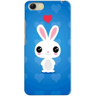 PREMIUM STUFF PRINTED MOBILE BACK CASE COVER FOR VIVO Y53 DESIGN ALPHA3511