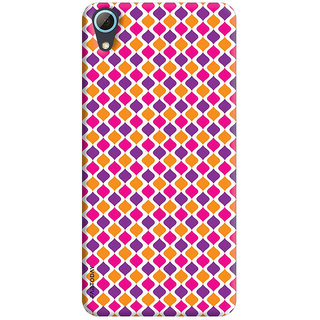 FABTODAY Back Cover for HTC Desire 820 - Design ID - 0307