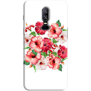 FABTODAY Back Cover for OnePlus 6 - Design ID - 0490