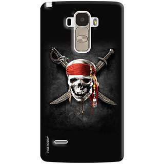 FABTODAY Back Cover for LG G4 Stylus - Design ID - 0106