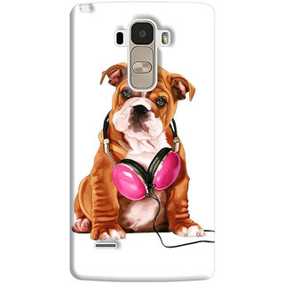 FABTODAY Back Cover for LG G4 Stylus - Design ID - 0476