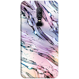 FABTODAY Back Cover for OnePlus 6 - Design ID - 0872