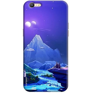 FABTODAY Back Cover for Oppo A39 - Design ID - 0206